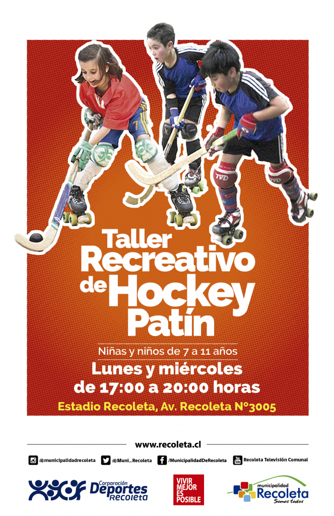 taller Hockey patin